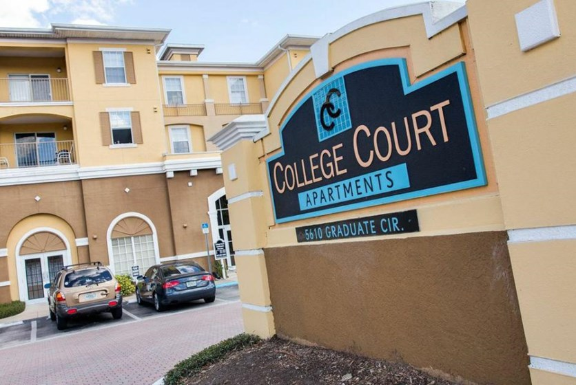 College Court Apartments Near Usf In Tampa Fl Tampabay. 1 Bedroom Apartments Near Usf   Rooms